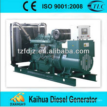 Hot sale!! 375kva Wudong open type generator sets