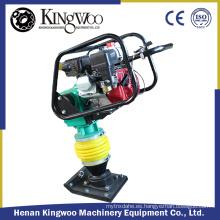 apisonador vibratorio de gasolina de bajo nivel de ruido