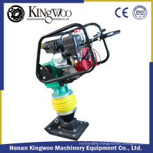 low noise efficient gasoline vibrating rammer