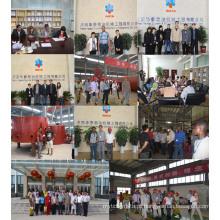Tecnologia avançada de produção de óleo de palma e máquina de refino