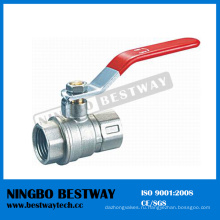 Высокая производительность 1 дюймов латунный шаровой Клапан быстрого поставщика (БВ-В20)