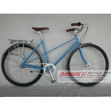 Frauen 700 C Stadt Retro Fahrrad Vintage Fahrrad