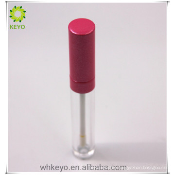 High quality lip gloss packaging clear new private label lipstick tube bottle