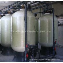 Fleck 2850st Ablandador de agua para la planta de tratamiento de agua