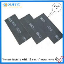 feuille abrasive de maille d'écran de maille pour l'acier inoxydable