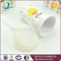 Venta caliente de la venta al por mayor taza de cerámica con paja
