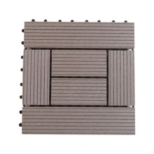 DIY WPC Decking Tile/Square WPC Deck (30*30*2.3cm)