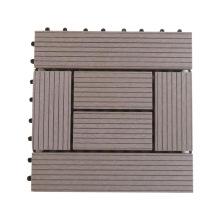 Поделки WPC настил плитки/WPC палубе площади (30*30*2.3 см)