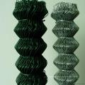 Высокая прочность ПВХ покрытием цепи ссылка забор