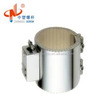 coussin chauffant 220v 10kw machine d'extrusion de chauffage en céramique