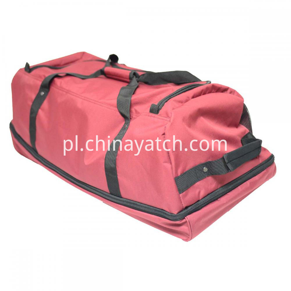 Expandable Travel Duffle Bag