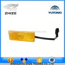 China fornecedor de alta qualidade Yutong parte do ônibus 24 V 4117-00026 Lateral Marker Lamp