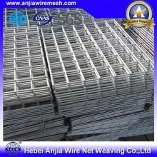 Materiales de construcción Panel de malla de alambre soldado galvanizado en caliente