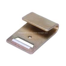 Плоский стальной крюк для бортового прицепа