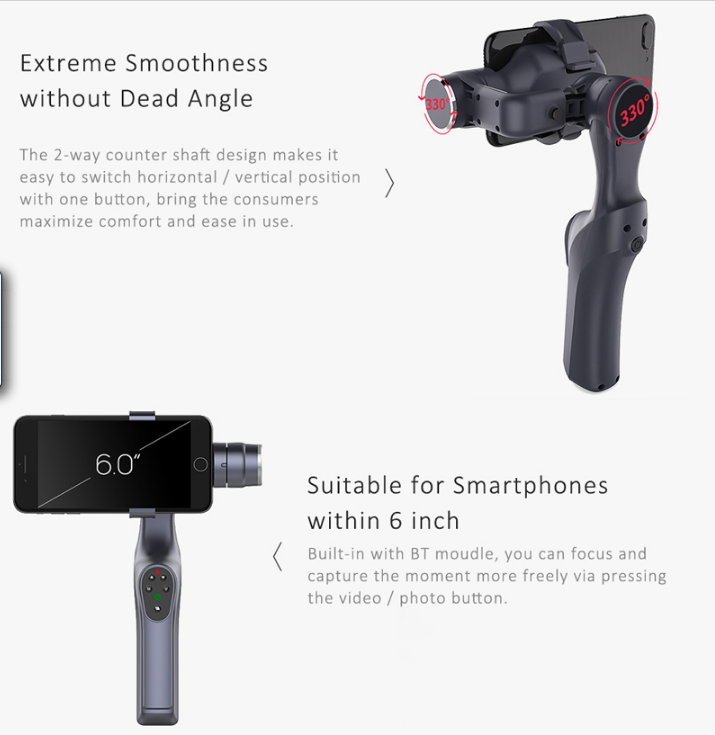 Stabilizer For Smartphone