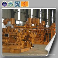 Générateur de gaz au four à coca approuvé ISO et CE (400Kw)