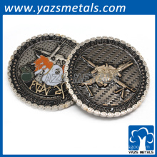 Novelty design metal souvenir promotional coin