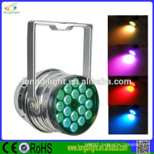 New Tri Par 64 Can /18*9W Tri Colour LED Stage Wash Light