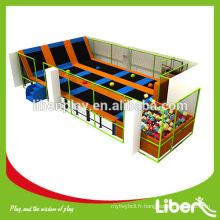 Trampoline personnalisé Novel Design Kids England trampoline d'intérieur