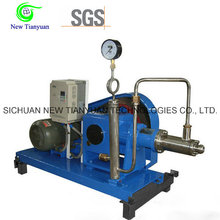 10MPa Outlet Pressure Large Flow Range Cryogenic Liquid Pump