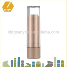 Custom hot sale cosmetic packaging plastic empty lip balm containers