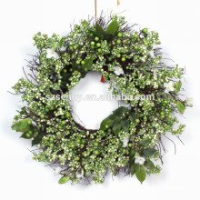 Berry/Lavender/Peony Summer Garden Spring Door Wreath 22 in
