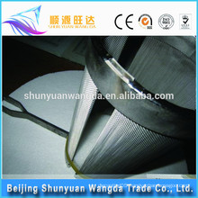 high purity Tungsten wire mesh heater used in sapphire crystal furnace