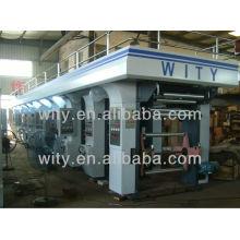 Máquina de impressão de gravura automática YAD-A2 Auto (máquina de rotogravura)