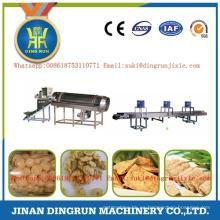 Maquinaria texturizada de procesamiento de proteína de soja