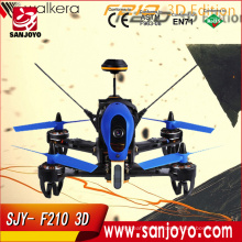 Walkera F210 3D Edition 2.4GHz HD Camera F3 3D Knocking Down the Wall Racing Drone quadcopter With DEVO 7 transmitter