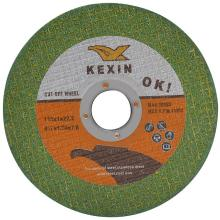 Aluminum Oxide Cut-off Disc, Abrasive Cutting Disc Wheel
