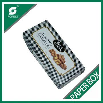 Caixa de embalagem quente do chocolate da venda