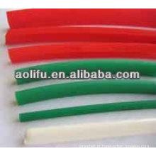 Rodada cinto 85A com fibra de aramida verde da cor