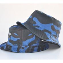 Procesamiento personalizado, sombrero de pescador Sombrero de cuchara de bordado