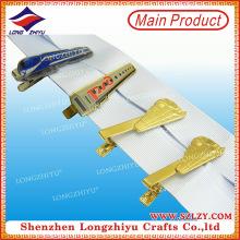 Heißer Verkaufs-Art- und Weisegewohnheit Metall-unbelegter Bindung-Klipp