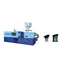 Hc-T0102-a: Zweifarbige Spritzgießmaschine