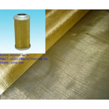 Brass screen mesh