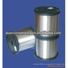 Soft SS304 Stianless alambre de acero