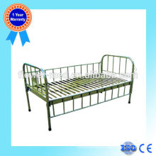 Made in China flat metal nursing bed for children