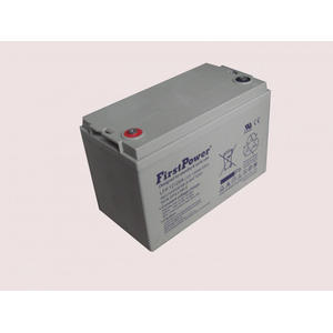 Pala para tractor Deep Cycle Reserve Battery 12V120AH