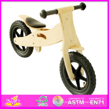 2014 Educational Wooden Toys Kid Bike, High Quality Wooden Walking Kid Bike and Hot Sale Balance Wooden Kid Bike W16c055