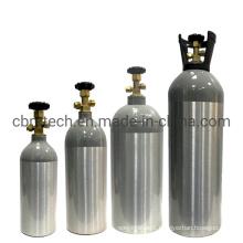 Food Grade Aluminum CO2 Cylinders for Beverage