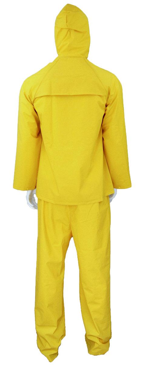 PVC rain suit RC001-2_400W