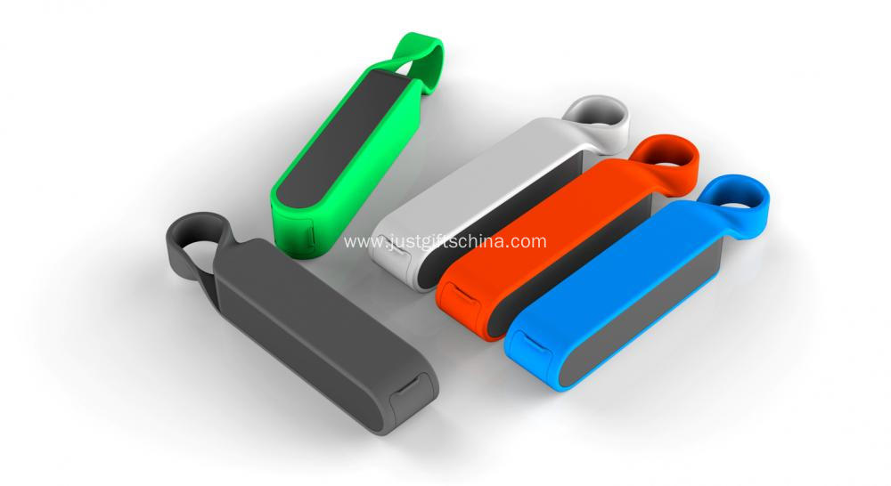 Promotional Patented Power Bank W/ Hook