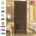 Indoor Chestnut Veneer Complex Door Panel