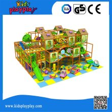 Kidsplayplay Popular Newest Games Large Indoor Amusement Playground