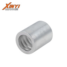 factory direct sae 100R1 AT/EN853 1SN hydraulic hose carbon steel or stainless steel ferrule connector
