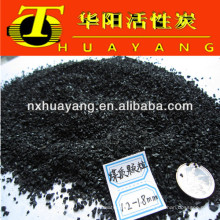 8X30 mesh Aktivkohle auf Kohlebasis als Katalysatorträger für die Industrie