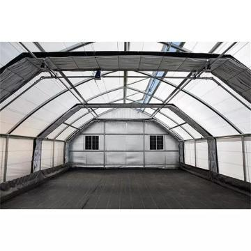 Commercial Automated Light Deprivation Blackout Greenhouse