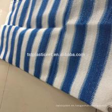 Protección UV de alta calidad plástico balcón / plástico niños balcón protección red